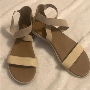 Reef Leather Sandals